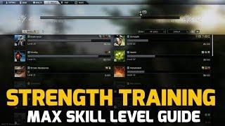 Escape from Tarkov - Endurance Skill MAX in ONE RAID Glitch
