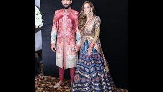 MS Dhoni, Sehwag, Ganguly attend Yuvraj's glitzy Delhi reception