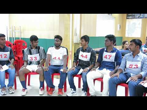 Picture Perception and Discussion Test Conducted  16 May 2018 (Part 1)