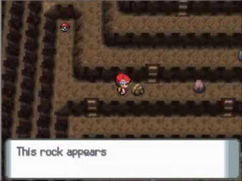 Pokemon Diamond/Pearl - Legendary Pokemon Heatran