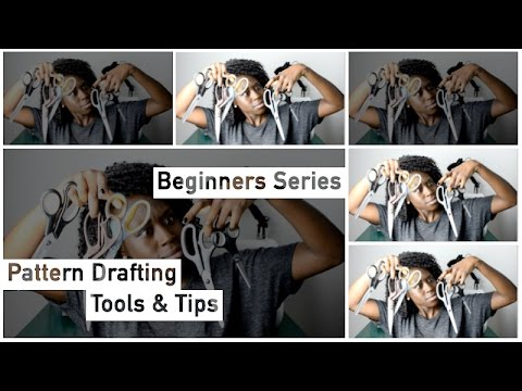 Pattern Drafting for Beginners - Tools and Tips • Elewa