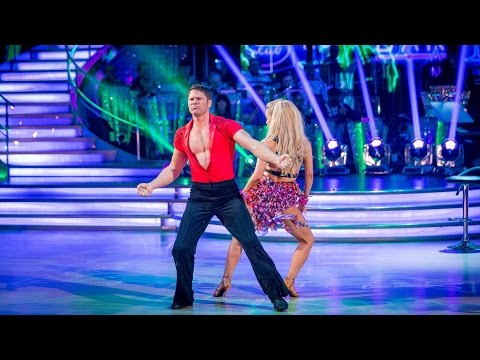 Steve Backshall & Ola Salsa to 'Jump in the Line' - Strictly Come Dancing: 2014 - BBC One