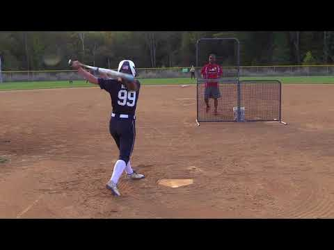 2020 Lilly Almand 3.3gpa LF/UT Virginia prospect