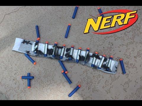 Nerf Ammo Sling