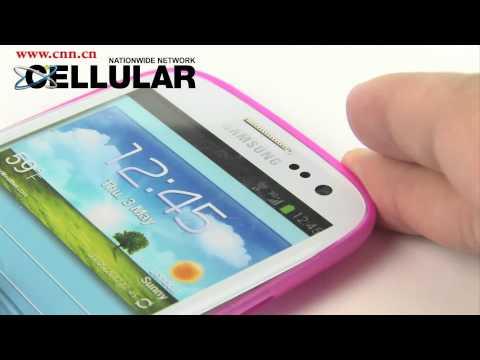 Samsung Galaxy S III super thin snap cases TEMEI