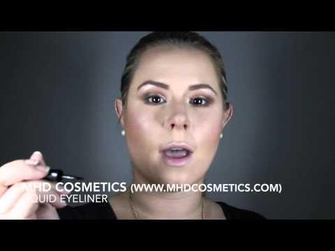 MHD Cosmetics - Liquid Eyeliner