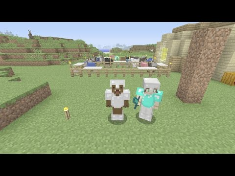 Minecraft XBOX #FabulousKingdom #25 SUPER CHARGED CREEPER!