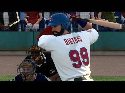 MLB 15 The Show - Road To The Show #11 - First Triple-A Game!
