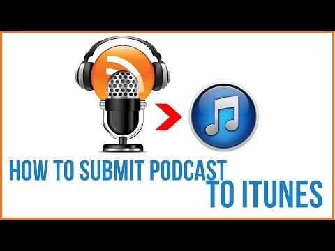 How To Submit A Podcast To iTunes - iTunes Tutorial