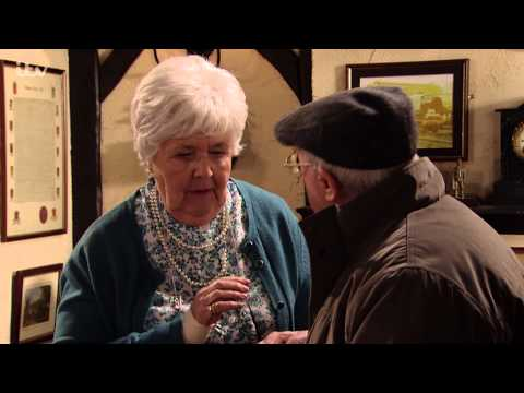 Coronation Street - Sylvia Picks Up More Weed From Stan