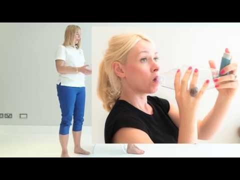 Asthma Attack First Aid