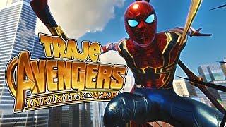 Download TRAJE INFINITY WAR - Spiderman PS4 Video