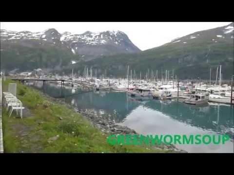 WHITTIER ALASKA - Prince William Sound