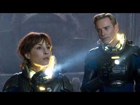 'Prometheus' Home Video Release Details Revealed