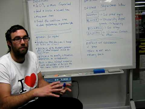 RMIT STUDENT UNION - REJECTION LETTER