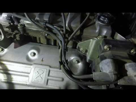 Installing Spark Plugs and Wires
