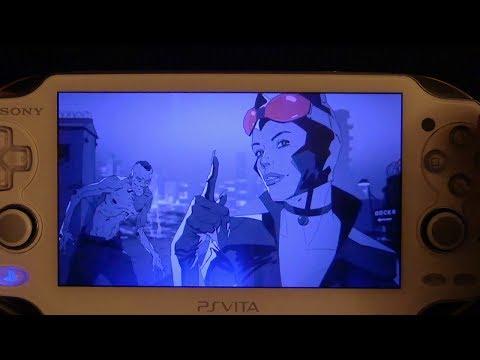 PSVita: Batman Arkham Origins Blackgate - Catwoman Boss Fight & Review