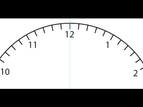 How to Make a Clock in Adobe Illustrator - Part 2: Making the Numbers