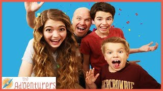 Download 24 Hour Challenge Family Fun Challenge / That YouTub3 Family The Adventurers Video
