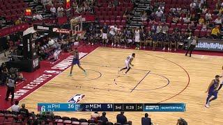3rd Quarter, One Box Video: Memphis Grizzlies vs. Philadelphia 76ers