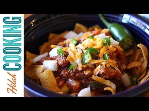 How to make Texas Chili | Hilah Cooking