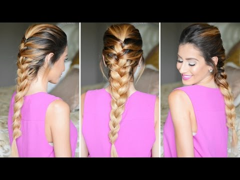 Simple Tricks on Getting the Perfect French Braid
