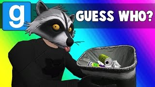 Gmod Guess Who Funny Moments - Graviton Surge! (Garry