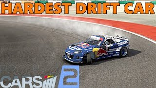 Project Cars 2 | MOST DIFFICULT DRIFT CAR EVER!! The RADBUL