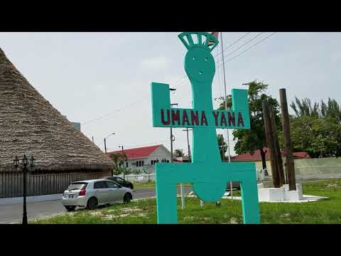 S3.E12 | THE UMAMA YANA | An Amerindian Monument in Georgetown