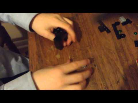 How To Make A Lego Minecraft Mini Fake Scale Enderman