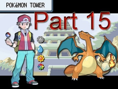 Pokemon Fire Red - Fifth Badge Part 15