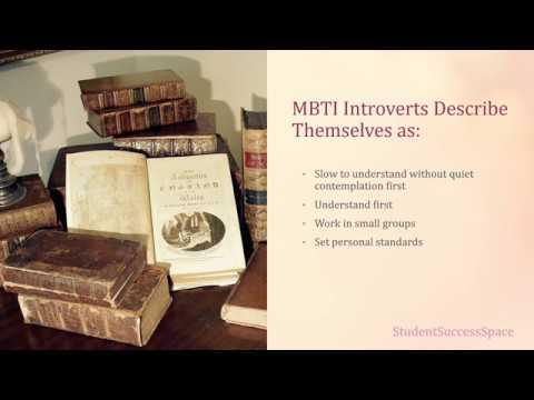 MBTI Introverts – Describing Yourself