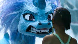 Disney's RAYA AND THE LAST DRAGON All Movie Clips (2021)