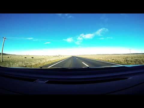 Cooma to Jindy Timelapse after the snow