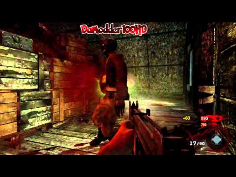 Call Of Duty Black ops Zombie-Map Shi No Numa