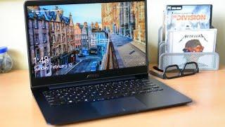 مراجعة لحاسب الألترابوك Asus Zenbook UX430