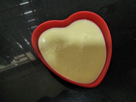 Egg Custard for kids