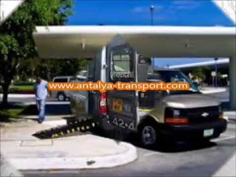 Antalya Wheelchair Accessible Airport Taxis