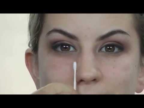 Eyes: Step 8 – Clean-up Under-eye Area