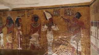 Tutankhamun Facsimile Opening Presentation