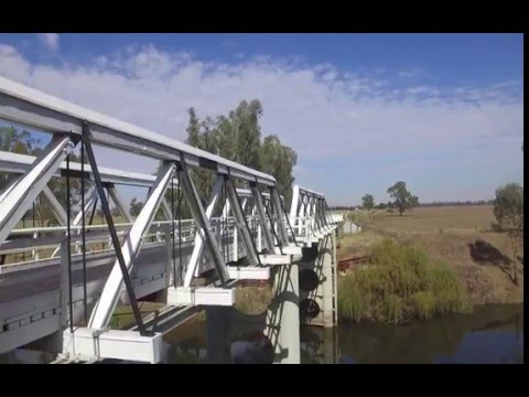 scabbing flat bridge