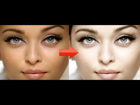 Photoshop How to Make Skin Glow With Filters
