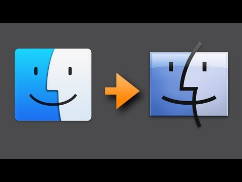 How to Change the Finder Icon in macOS