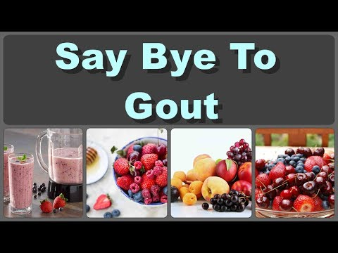 Top 10 Herbal Remedies For Gout And Say Bye To Gout In A Day
