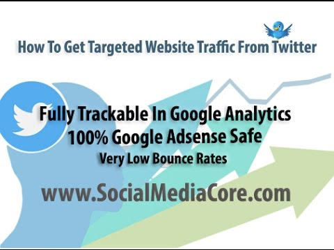How To Get Targeted Website Traffic From Twitter | Get Massive Twitter Traffic to Your Blog