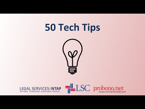 50 Tech Tips You Should Absolutely Know