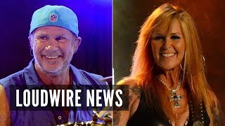 Chad Smith, Lita Ford + More Added to 2017 Loudwire Music Awards Lineup