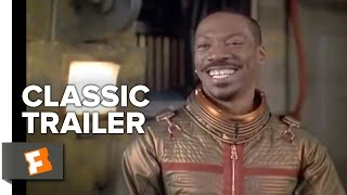 The Adventures of Pluto Nash (2002) Official Trailer - Eddie Murphy Space Comedy Movie HD