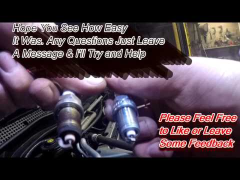 Honda Accord 2007 Spark Plug Replacement Overview