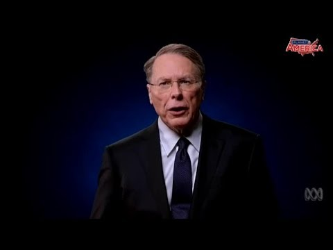 Who's afraid of the NRA?
